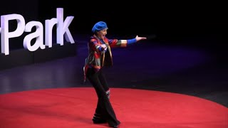 How to open your heart without words | Angela Brown | TEDxStanleyPark