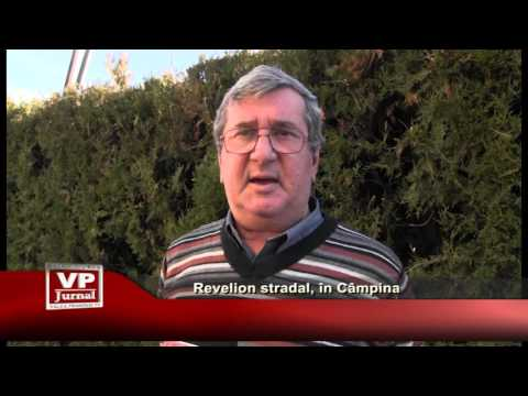 Revelion stradal, in Campina