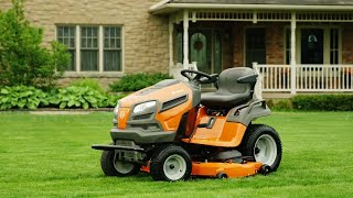 How to Choose a Lawn Tractor (4 Steps)