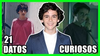 21 Curiosidades Que NO CONOCIAS Sobre Jack Dylan Grazer (It Pennywise Chapter One - Me Myself & I)