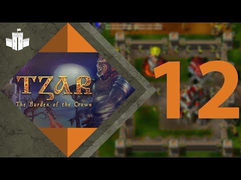 Tzar: The Burden of the Crown | Миссия 12 | Пора в путь | Полное прохождение