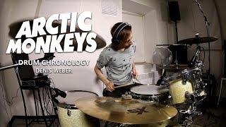 Arctic Monkeys: Drum Chronology - Denis Weber