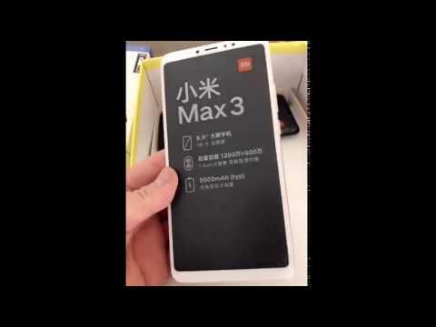 فيديو مُسرّب يكشف تصميم ومواصفات هاتف Mi Max 3