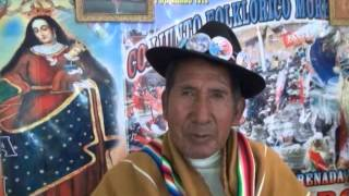 preview picture of video 'Morenada Zona Norte Documental 100 años Carnaval de Oruro Bolivia'