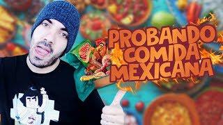 PROBANDO DULCES MEXICANOS ⭐️ | iTownGamePlay