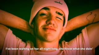 Aaron Carpenter - She Know What She Doin' With Lyrics