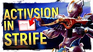 Activision-Blizzard Stock PLUMMETS As Securities Fraud Investigation Begins & Bungie Leaves