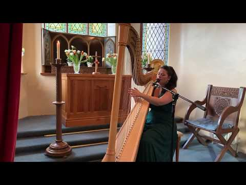 Sophia - Singer & Harpist Video