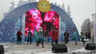 МАСЛЕНИЦА 2012 - Гуляй Россия - Владимир Девятов