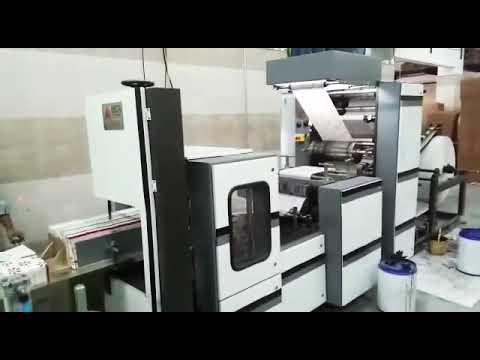 High Speed Paper Napkin Machine Two Line