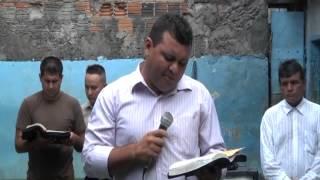 preview picture of video 'Projeto Libertando os Cativos no Presidio em Manacapuru - AM'