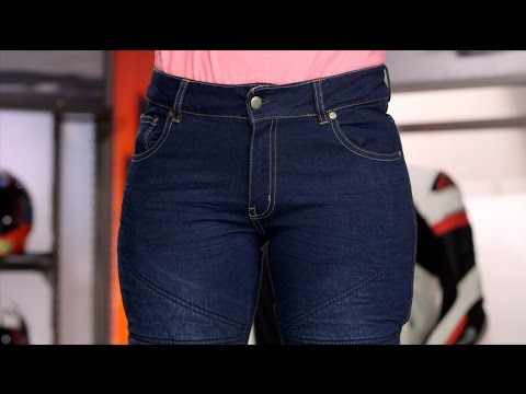 Bull-it SR4 Flex Women's Jeans Review at RevZilla.com