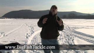 How to be safe on the ice while fishing