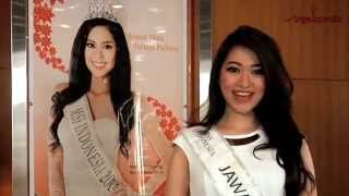 Miss Indonesia 2015, Meet the Finalists, Part 2