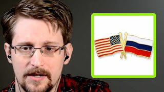 Edward Snowden on America and Russia's Diplomatic Woes