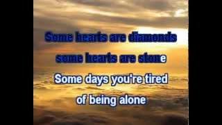 Chris Norman   Some Hearts Are Diamonds karoke