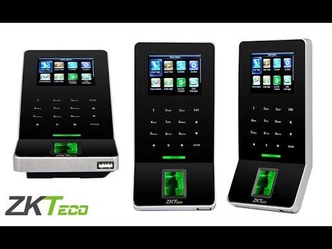 How to Setup ZKTECO F22 Access Control (Bangla)