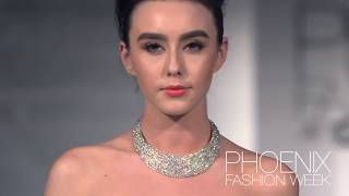 NAHUALA Accessorized by GFASH Jewelry at Phoenix Fashion Week