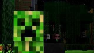 Minecraft прикол
