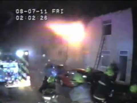 Copper Thief Cause Massive Explosion