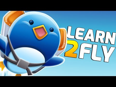 WHO IS THIS PENGUIN!? (Learn 2 Fly)