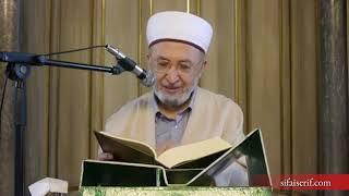 Kısa Video: Enes Bin Malik Hz.leri Peygamber Efendimiz'in Kokusunu Anlatıyor.