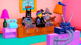 LEGO Dimensions Escape The Simpsons Intro & House