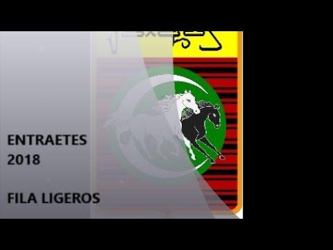 Entraetes Filà Ligeros 2018