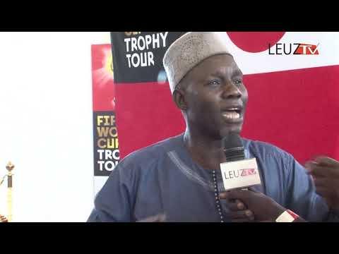 Vidéo : Les quatre vérités du comédien Cheikh Seck à l'équipe nationale de football