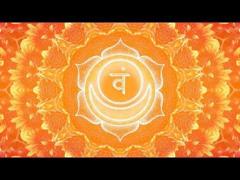 SACRAL CHAKRA Sleep Meditation ✧ Remove Emotional Blockages ✧ Balancing & Healing Chakra Sleep Music