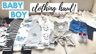 BABY BOY CLOTHING HAUL |  PatPat, Zara Baby, Carters | 31 Week Bumpdate