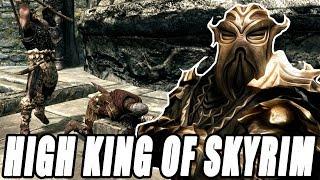 Skyrim Mod Showcase - Become The High King Of Skyrim