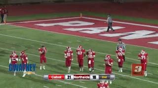 Cabot VS Ft.Smith Northside- 1st half (10-26-18)