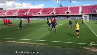FC Barcelona B - Possession 4 vs 4 Plus 2