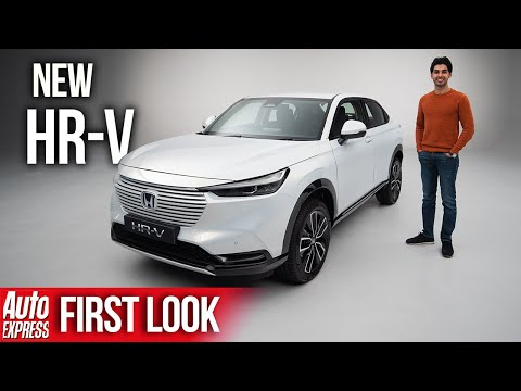 2021 Honda HR-V First Look: does style and tech make it a winner?