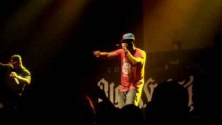 Reflection Eternal (Talib Kweli & DJ Hi-Tek) - Africa Dream (Live @ Sound Academy 06/05/2010)