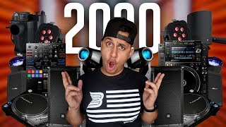 DJ GEAR TOUR 2020 | A Complete Tour Of All Of My DJ Equipment  (Speakers, Lights, Mics, Effects)