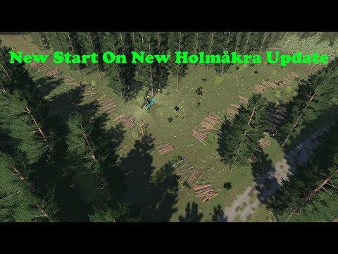 FS19- THE FORESTRY BEAST HAS WOKEN! MULTIPLAYER LOGGING EP #1 - The
