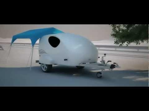 splash minicaravane abridoo micro caravane the splash de camp runner. Black Bedroom Furniture Sets. Home Design Ideas