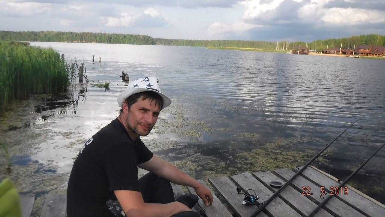 "Видео в кемпинге ""Клёвое место"""