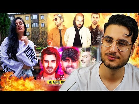 Popular PERSIAN Music | Persian Pop Songs 2018
