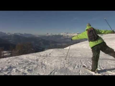 Session snow-park et poudreuse à Monctlar