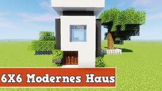 Minecraft Modernes Haus Bauen Deutsch Vid - Minecraft haus bauen german