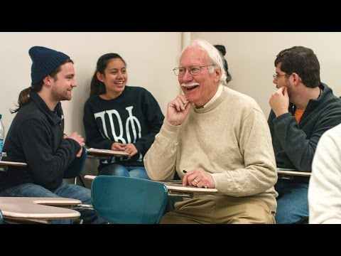Don Gallehr | 50 Years at George Mason University