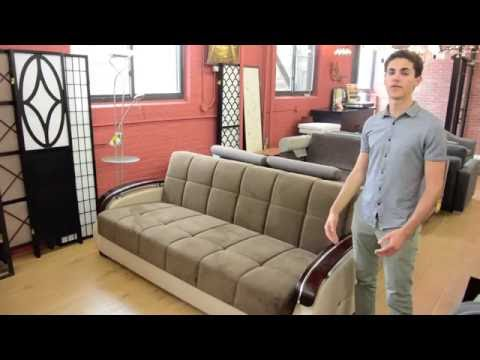 Costa Convertible Sofa Bed Review