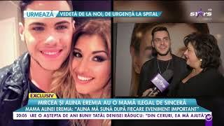 Mircea și Alina Eremia Au O Mamă Ilegal De Sinceră! Interviu Emoționant