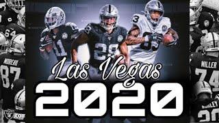 The Las Vegas Raiders Story (2020 HYPE VIDEO)