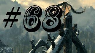 Прохождение Skyrim - Часть 68 (Подземелья замка Волкихар)