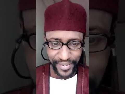 Sayyadi bashir sheikh Tahir Usman bauchi lecture on marriage in islam (part 3)