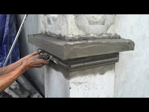 Great Technical On Concrete And Columns - Construction Design Column Foot Beautiful For House